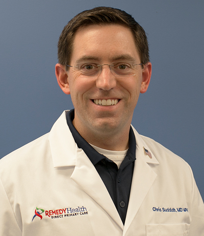 Dr. Chris Sudduth